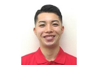 パーソナルトレーナー若林涼太の顔写真